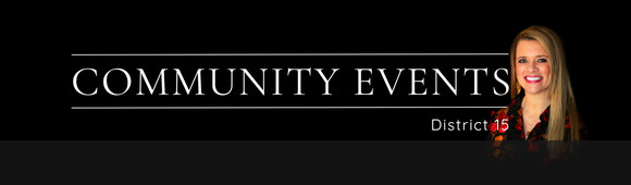 Community Events Banner