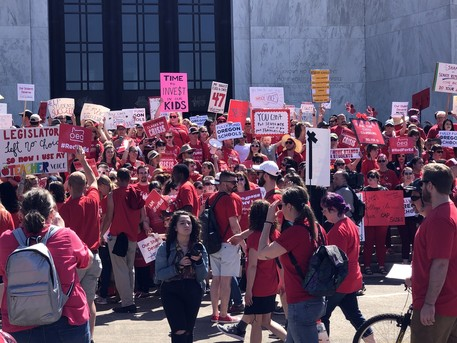 March on the Capitol for Student Success Act