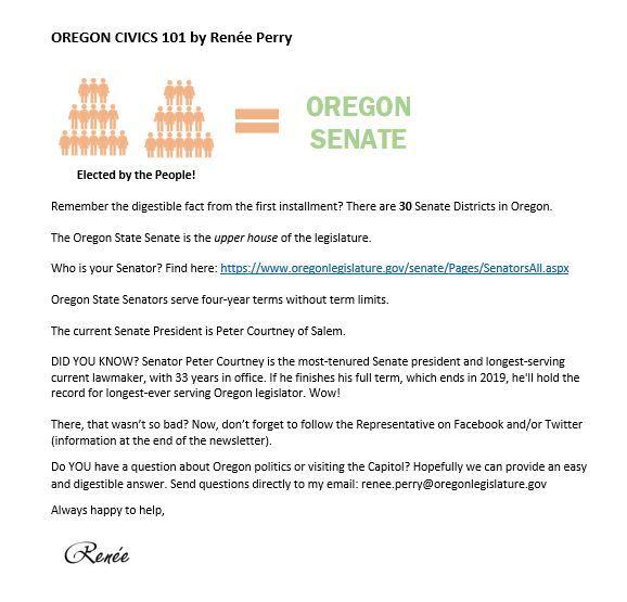 Oregon Civics 101_State Senate
