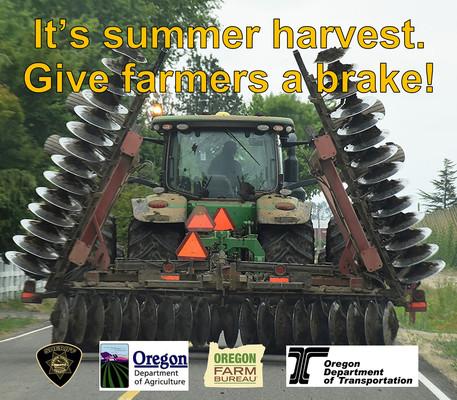 Farmers a Brake