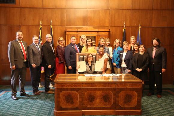 2375 Bill Signing