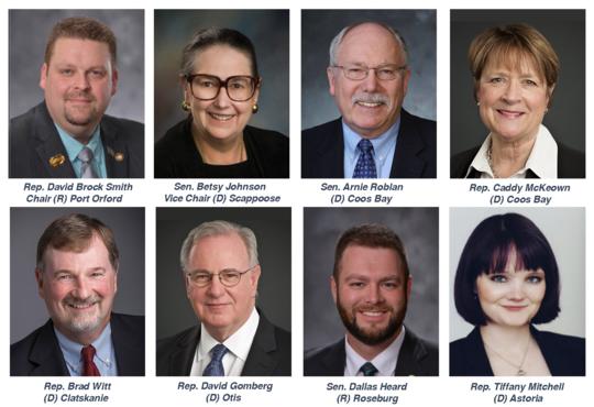 19 Coastal Caucus