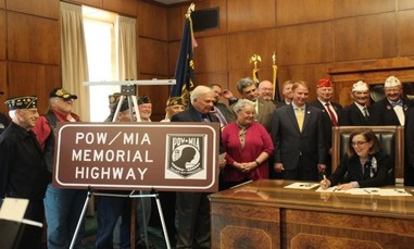 POW/MIA Memorial Highway photo
