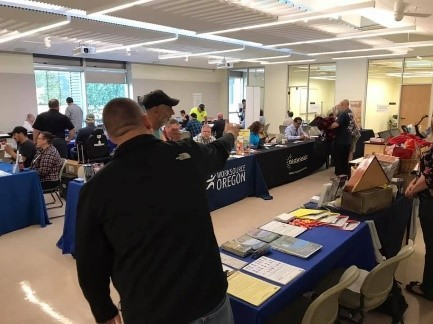Mid-Willamette Valley Veterans Stand Down