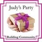 Judy's Party Logo