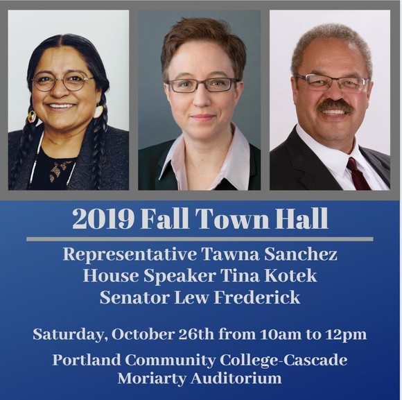 Fall Town Hall