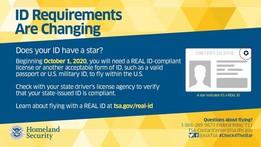 Real ID TSA image