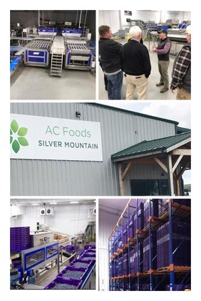 Agriculture Capital Foods Silver Mountain - Sublimity
