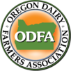 Oregon Dairy Farmers Association logo