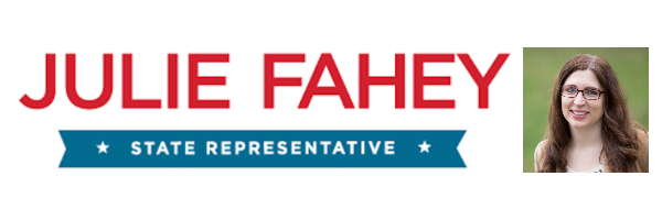 Rep Julie Fahey Email Header