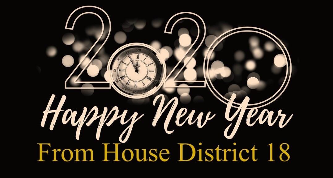 Happy New Year 2020 HD18
