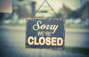 Sorry, Closed