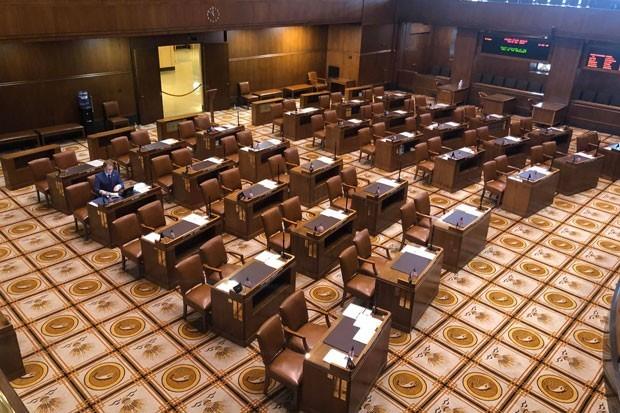 Sen. Knopp on the Senate Floor