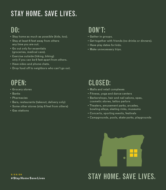 stay home save lives 2