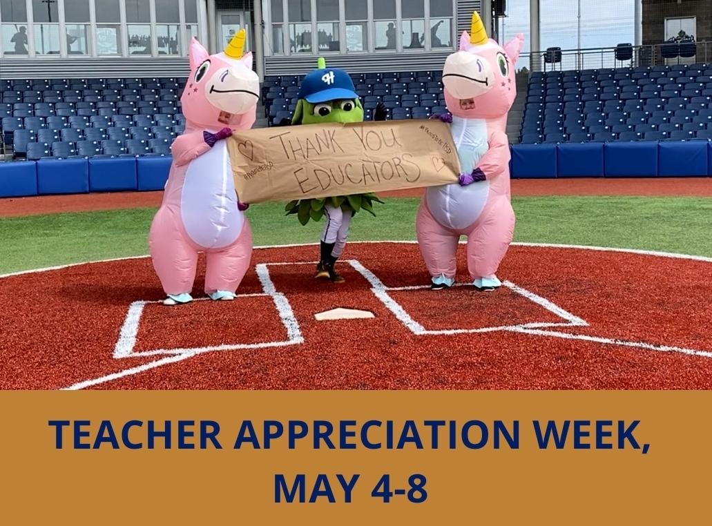 Barley thanks Educators