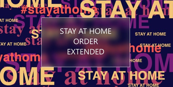STAY AT HOME