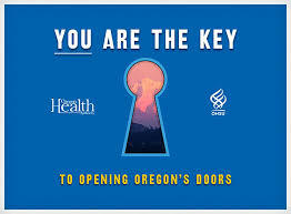 Key to Oregon