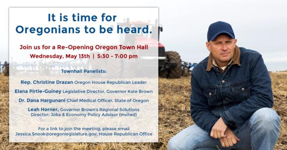 Reopening Oregon