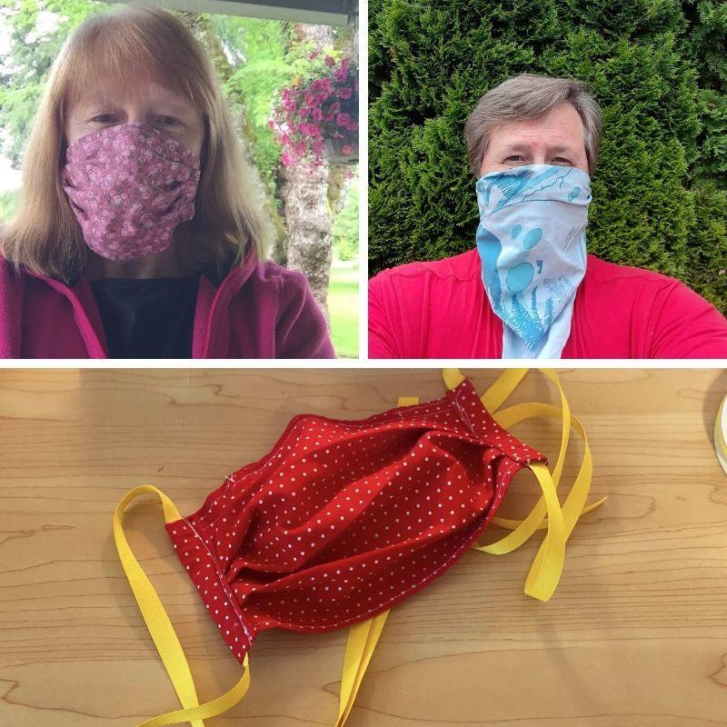 Wear Masks/Face Coverings