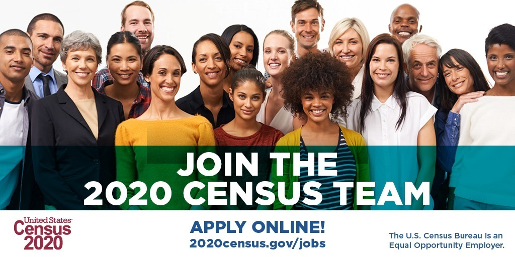 Census Jobs in English