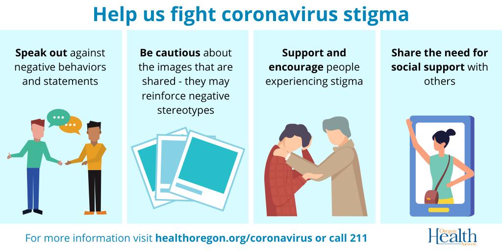 Fight COVID Stigma