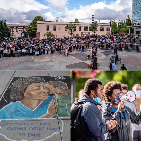 Juneteenth-Clack Lives Matter and Celebration of Black Joy and Power