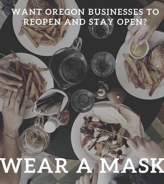 Protect Business, wear masks