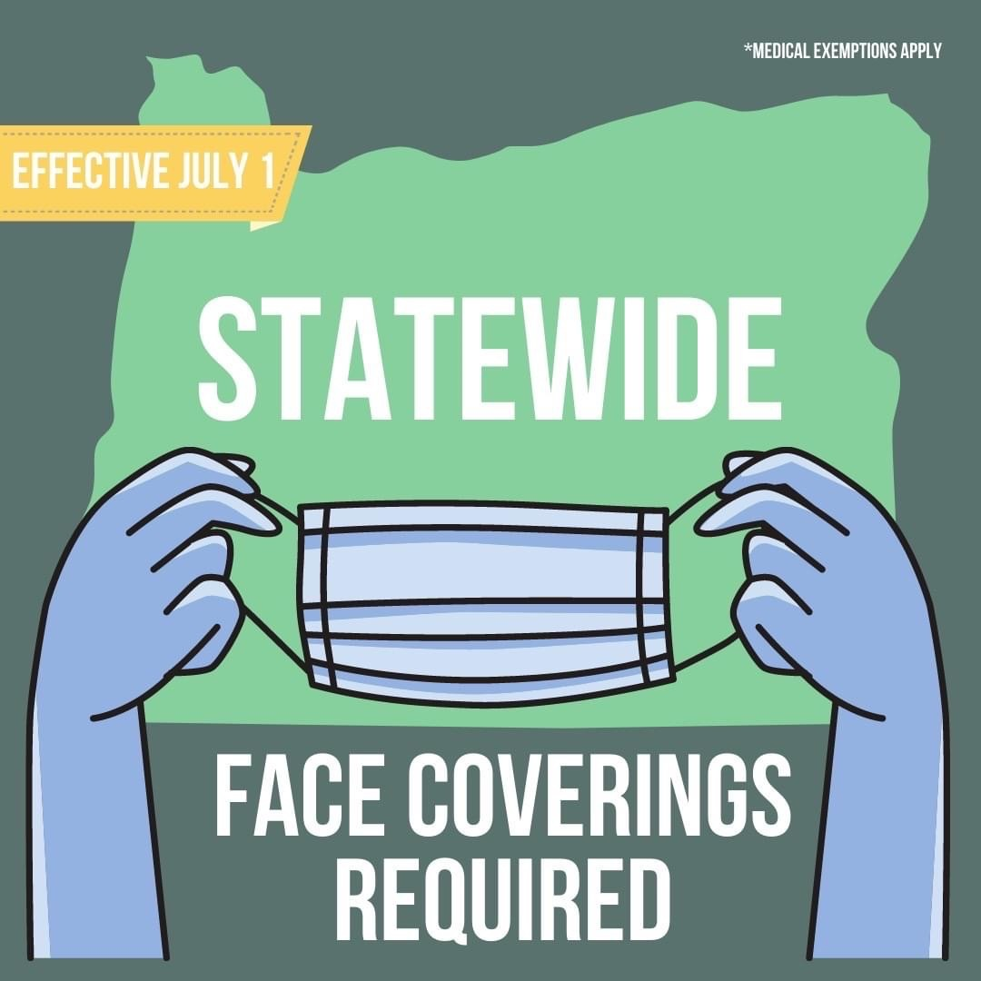 Statewide Facemask