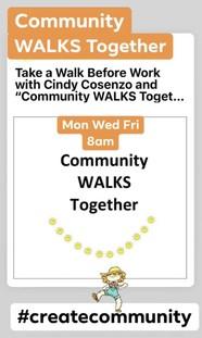 Community Walks