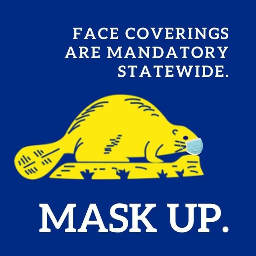 Oregon masks
