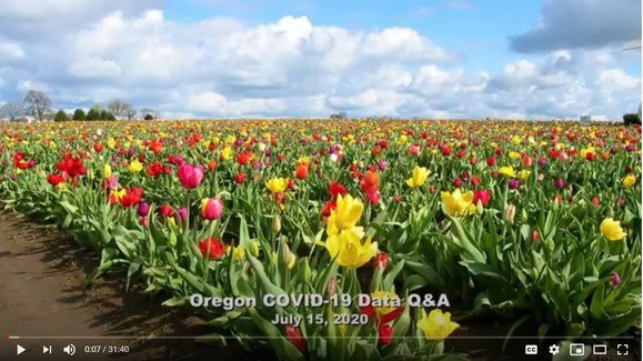 COVID-19 Data Q&A Video