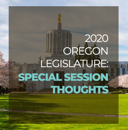 special session thoughts