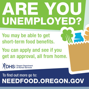 Food Assistance Available