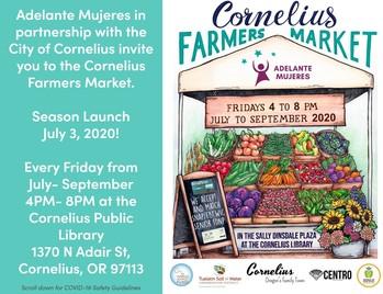 Cornelius Farmers Market