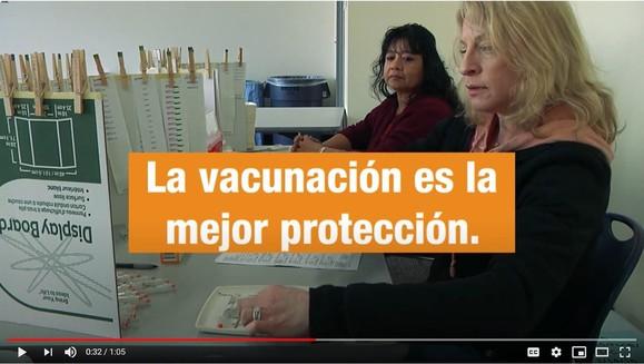 Vaccine Awareness-Spanish