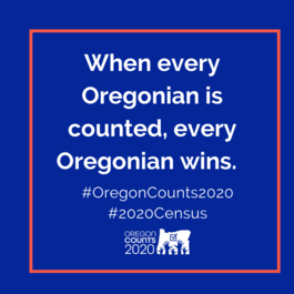 Get Counted!