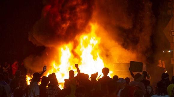 riot fires
