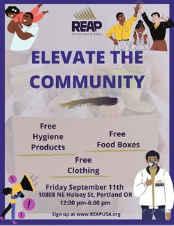 Elevate the Community