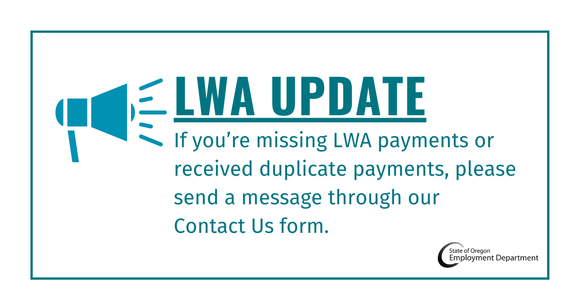 LWA payments