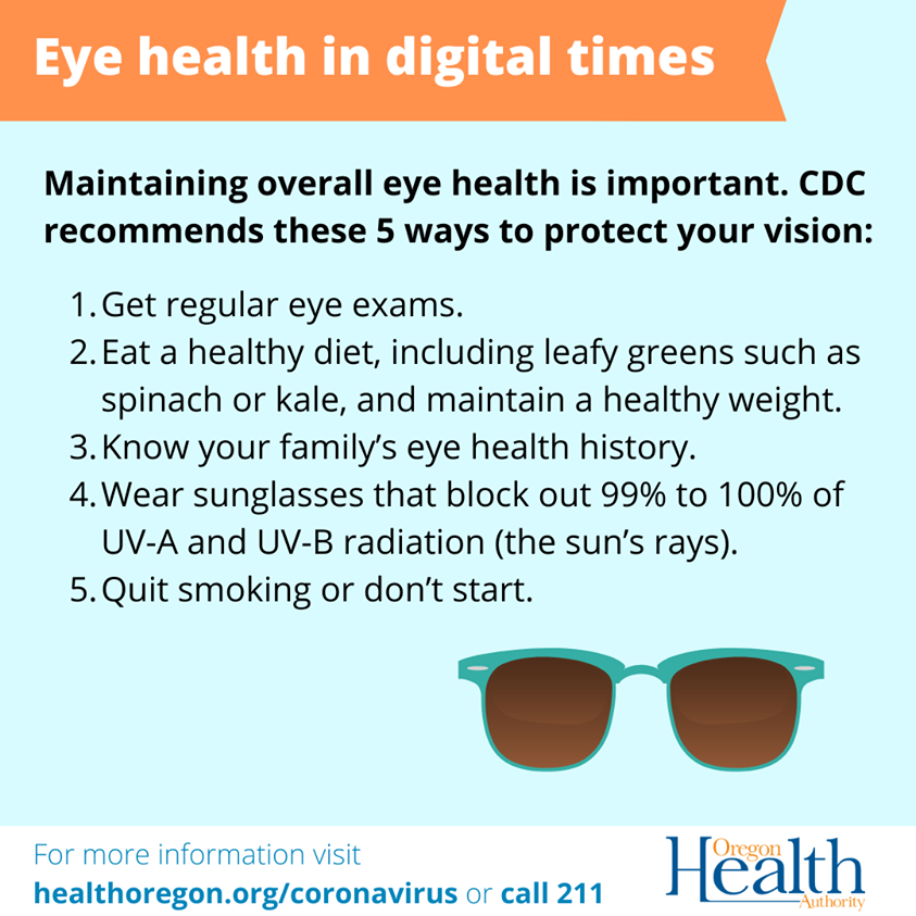 Eye Health Graphic