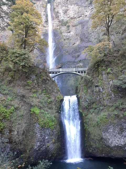 Photo of Multnomah Falls