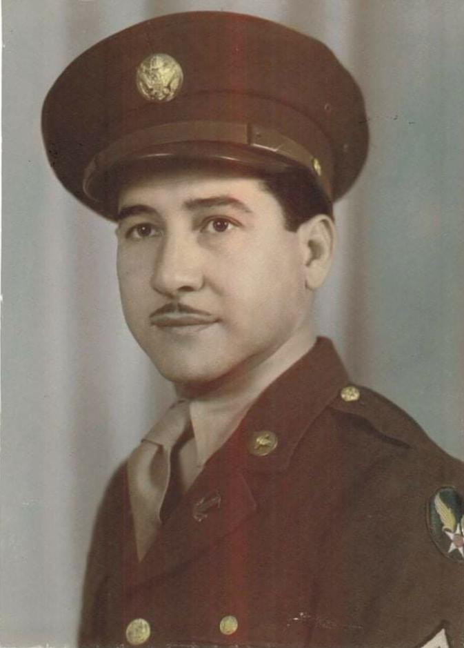 SSFT Joseph S. Gallegos USAF-OANG 1961-69