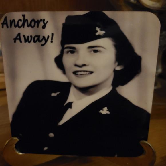 Patricia Ekman (Navy Wave)