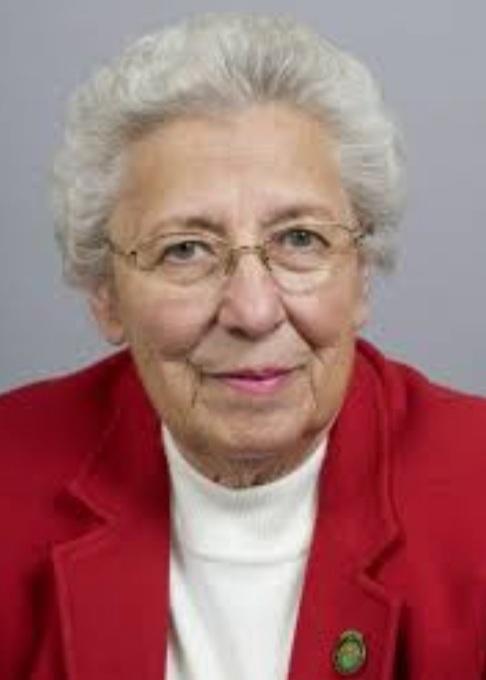 "Mae ""Betty Pomeroy, Retired US Army Colonel"
