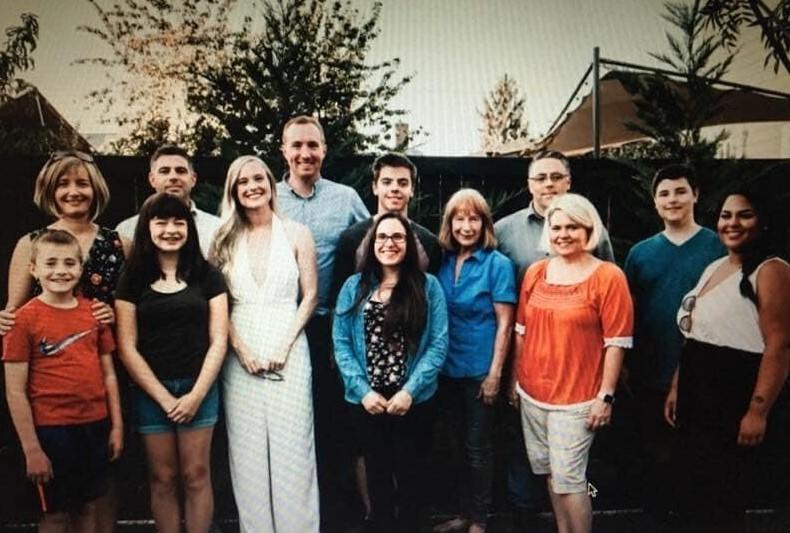 2019 McLain Family Photo