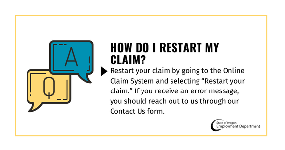 Restart Claim Graphic