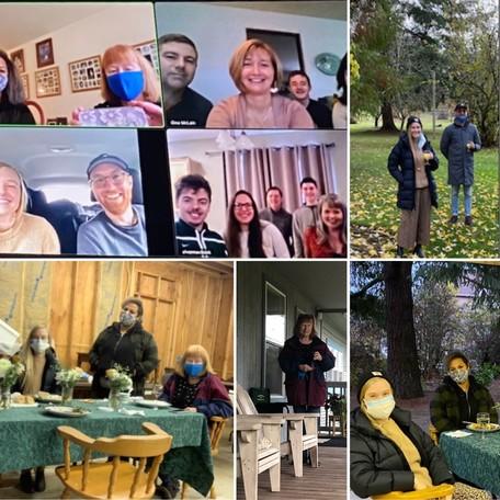 Rep McLain Thanksgiving Family Photos