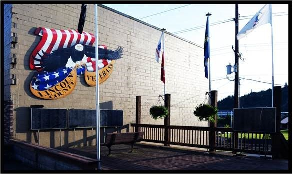 Lincoln County Veterans Wall