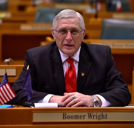Representative Wright