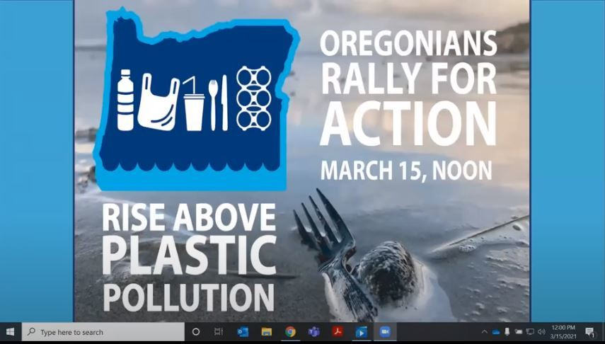 Rise Above Plastic Pollution